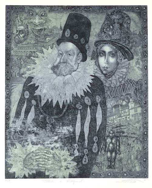 Proch‡zka s Rudolfem II