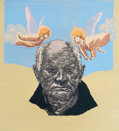 Bohumil Hrabal,2005,63x47small
