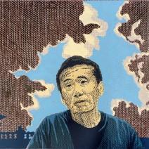 Haruki Murakami,2009,40x51small