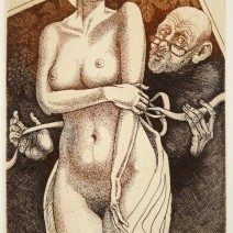 kavan40.9- Cherchez la femme II, lept, 150x100mm, 2013