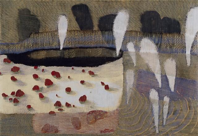 Ivo Křen_Lávové strawberry field_2013