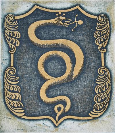 13) U Zlatého hada