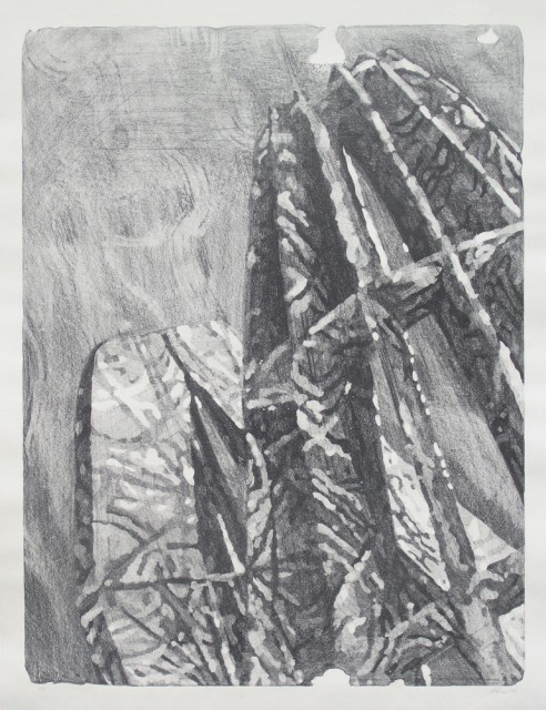 ANTARES,kamenotisk,90x120cm,2014 (1)n