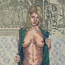 Eva,bar.linoryt,2011,54x46
