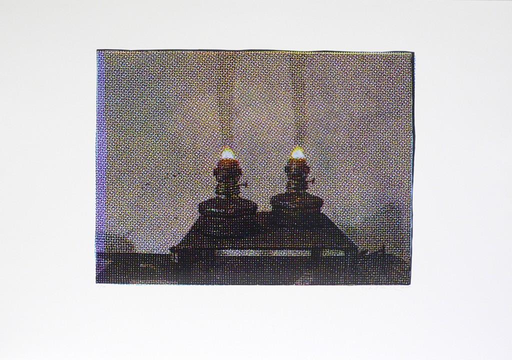 Vojtěch Kovářík, Lampy, linoryt
