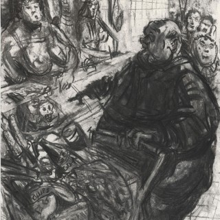 Trnka Pavel - To je maso - 29,7 x 42 cm, 2014