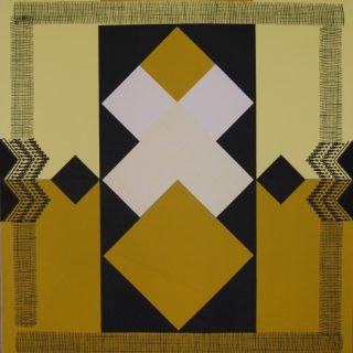 1-ornament-serigrafie-70x100cm-2011s