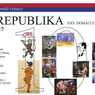 Pozvánka První republika - Galerie LA FEMME s