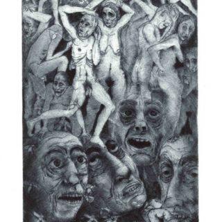 Předpeklí, 2014 (Dante Alighieri, Božská komedie)