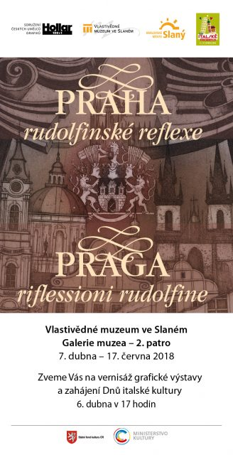 Praha : rudolfinské reflexe
