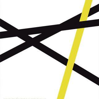 Galantní geometrie LXXXVIII, 70x75cm, 2010