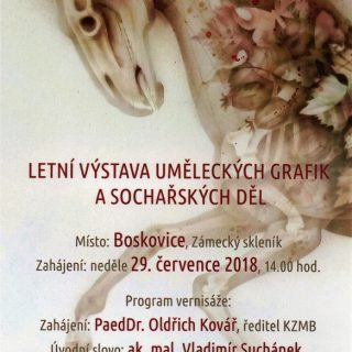 Jan Kavan | Vernisáž 29.8.2018