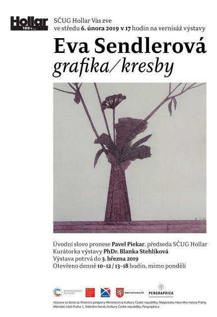 Eva Sendlerová : Grafika a kresby a