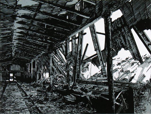 Interiér 1, 2010