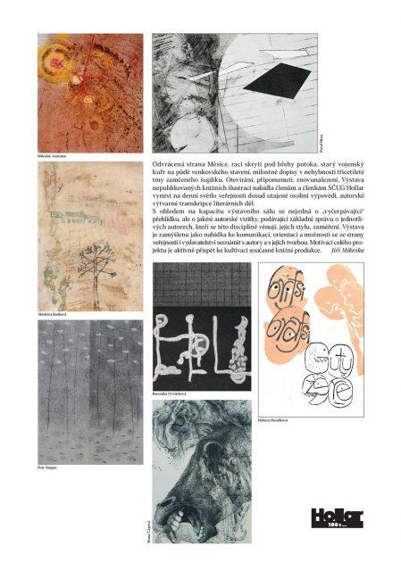 Ze šuplíku : nepublikované knižní ilustrace A