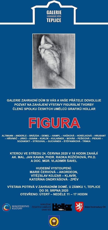 FIGURA / Galerie Zahradní dům