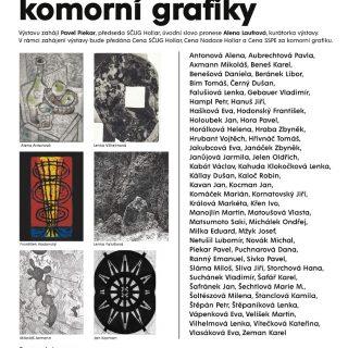 XXV. Festival komorní grafiky