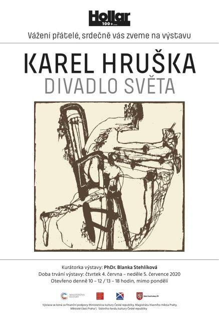 Karel Hruška : Divadlo světa