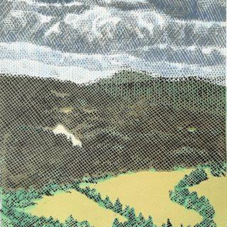 Dálka - oblaka,79x43