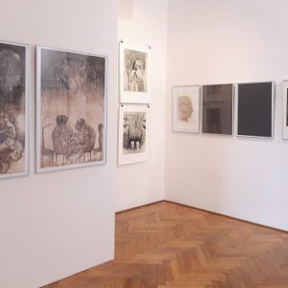 Jiří Anderle, Eva Hašková, Said Ismail, Irena Bujárková (zleva)