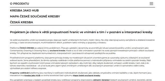 Česká_kresba_web_projekt
