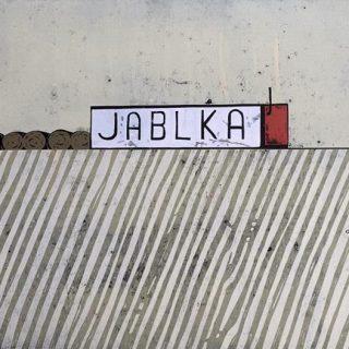 Jablka, 80x60cm, 2016