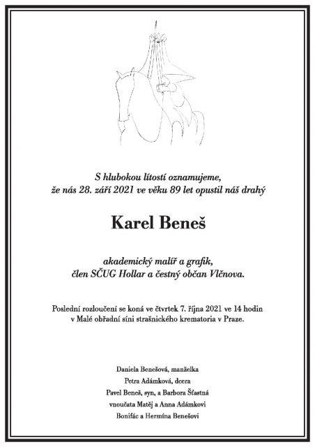 Karel Beneš parte 28.9
